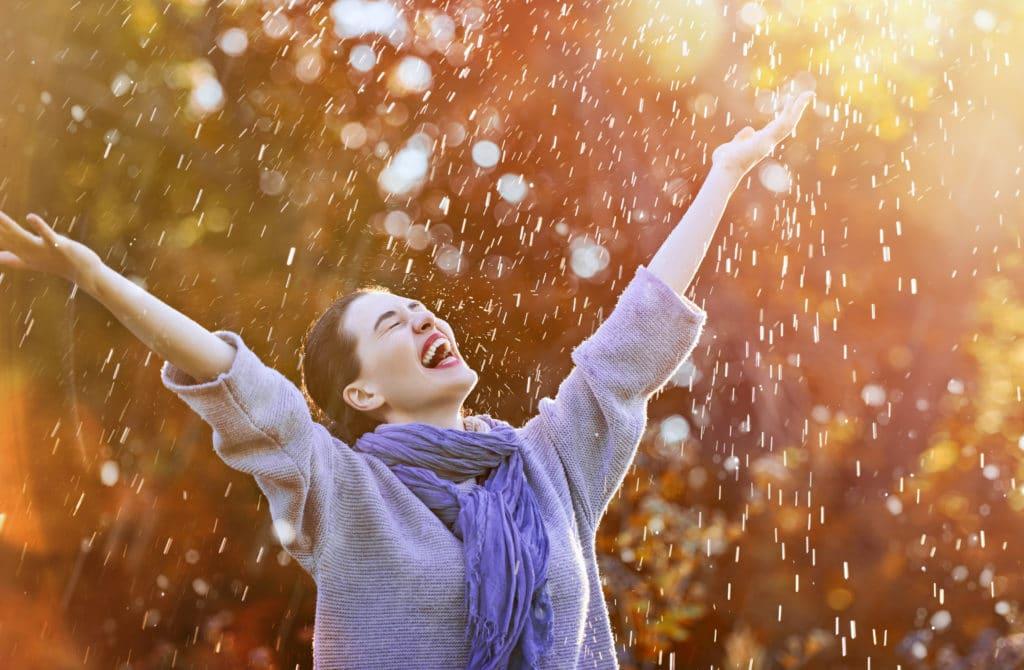 Wdzięczność - jak być szczęśliwym
